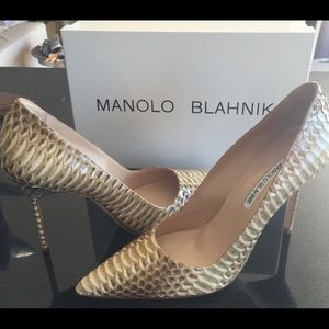 💝NEW MANOLO BLAHNIK SHOES🎉3xHP